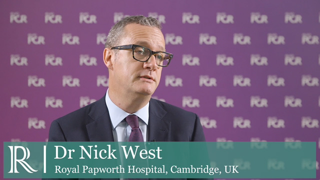 Euro PCR 19: The ABSORB UK Registry - Dr Nick West