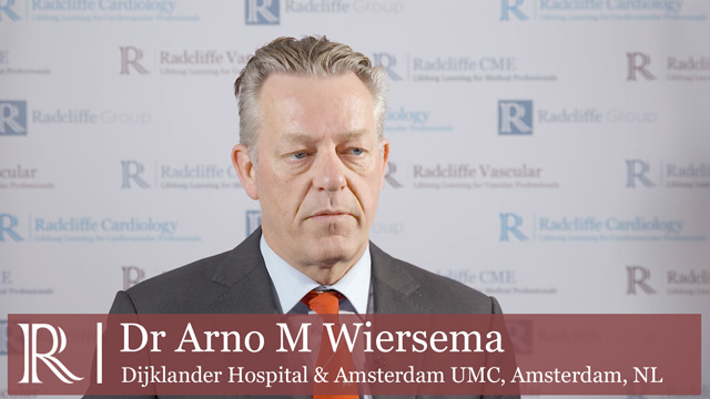 First Results ACTION Trial - Dr Arno M Wiersema