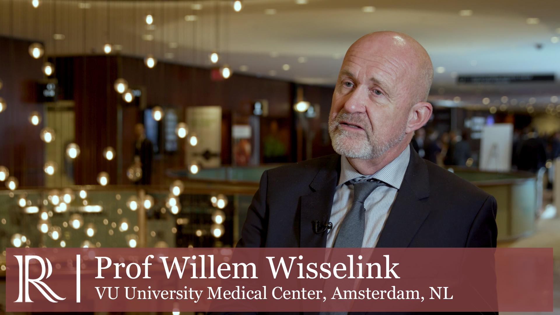 VEITHsymposium™ 2019: Vascular Robotics — Prof Willem Wisselink