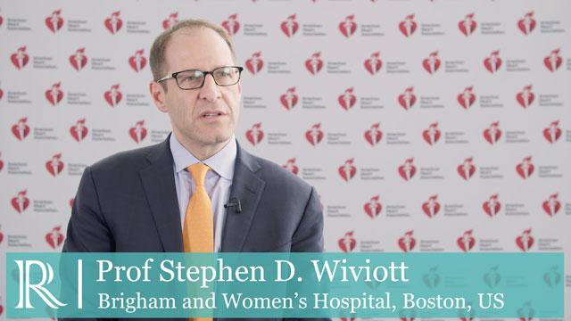 AHA 2018: DECLARE TIMI-58- Prof Stephen D. Wiviott