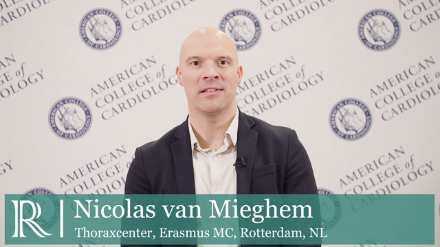 Wrap Up Of ACC 2019: An Analysis Of The Late-Breaking Trials - Dr Nicolas Van Mieghem