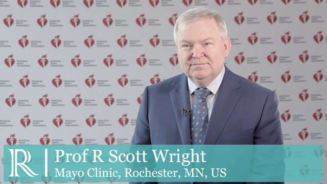AHA 2019: Results from the Phase 3 ORION-10 Trial — Prof R Scott Wright