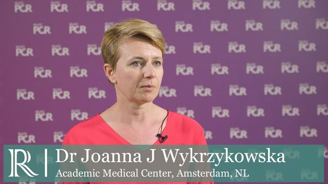 Euro PCR 2019: AIDA Trial - Dr Joanna J Wykrzykowska