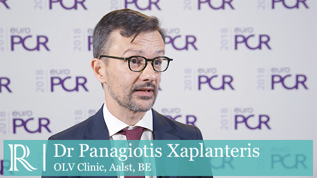 EuroPCR 2018: FAME 2 - Five-Year Outcomes - Dr Panagiotis Xaplanteris
