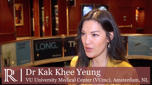 VEITH 2018: More effective treatment of ALI - Dr Kak Khee Yeung