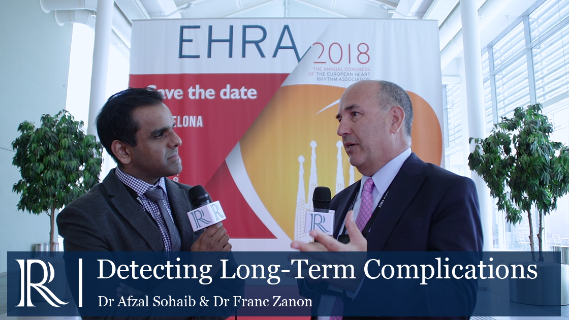 Detecting Long-Term Complications After ICD Replacement - Dr Afzal Sohaib & Dr Franc Zanon