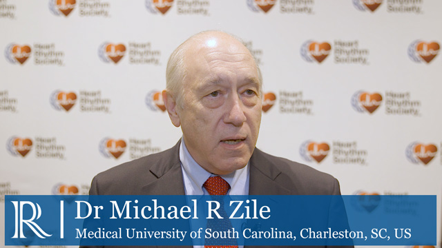 HRS 2019: Baroreflex Activation Therapy - Dr Michael R Zile