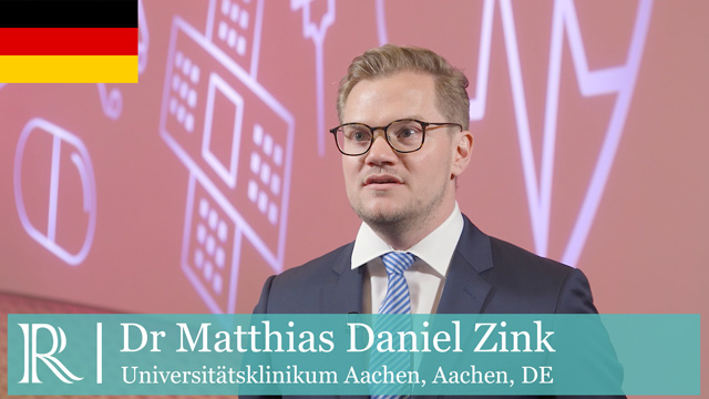 DGK 2019: Screen-detected AF - Dr Matthias Daniel Zink