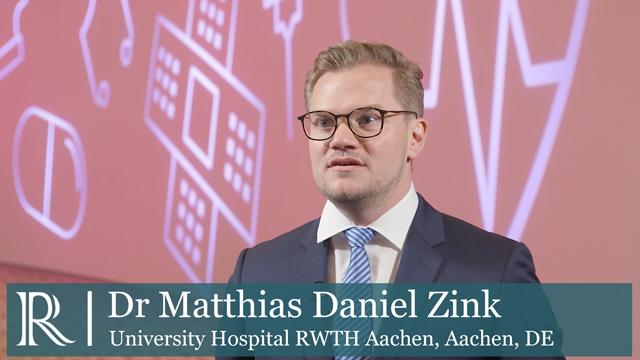 DGK 2019: Dr Matthias Daniel Zink