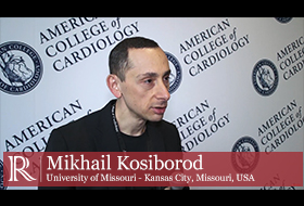 Cardiovascular Outcomes In New Users Of SGLT-2 Inhibitors Interview with Professor Mikhail Kosiborod