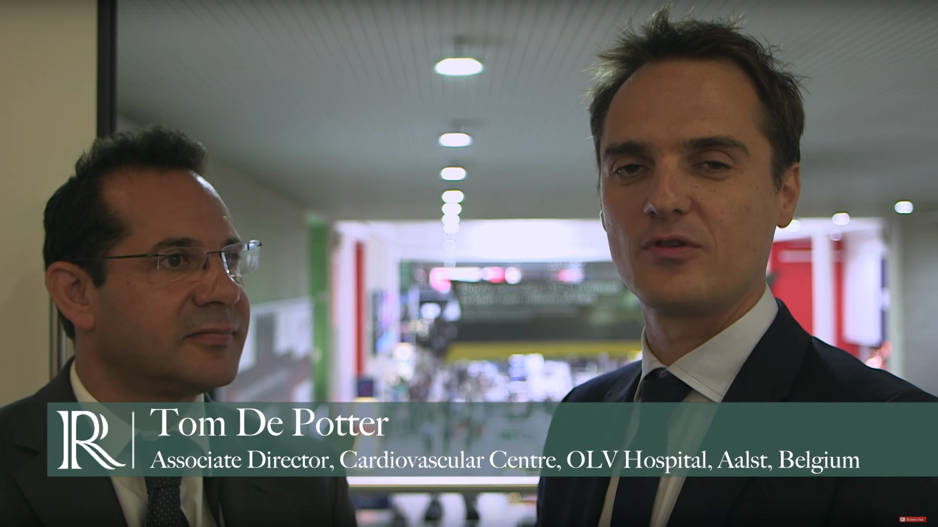 New Generation S-ICDs in ESC 2015 - om De Potter and Pier Lambiase