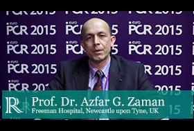 EuroPCR 2015: Prof. Dr. Azfar G. Zaman