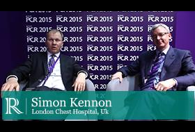 EuroPCR 2015: Renal Denervation: The UK Experience, With Andrew Sharp And Simon Kennon