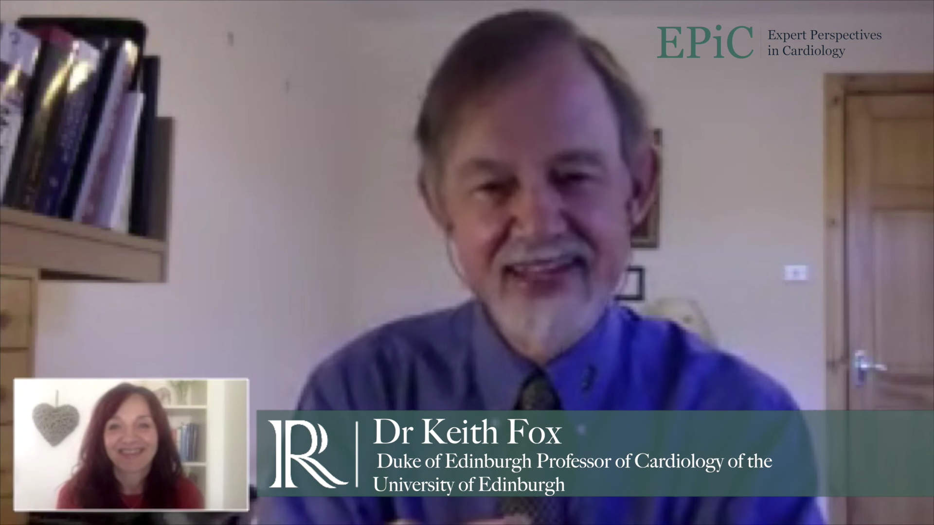 Dr Keith Fox