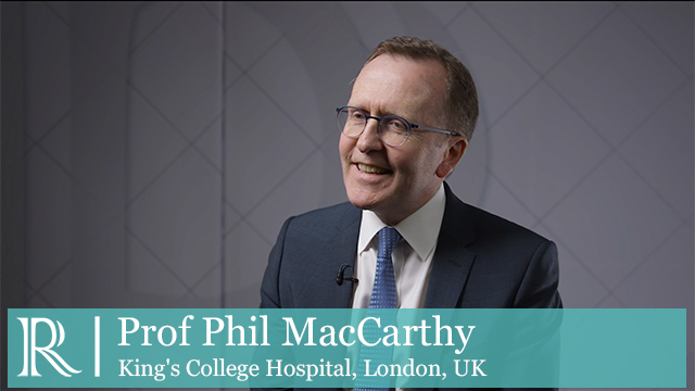 BCIS ACI 2020: TAVI in the treatment of symptomatic aortic stenosis — Prof Philip MacCarthy