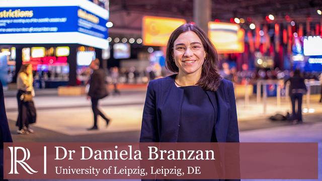 LINC 2020: Clinical Application of the TrackCath System — Dr Daniela Branzan