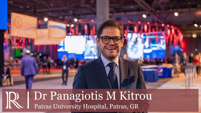 LINC 2020: DCB for the treatment of symptomatic CVS — Dr Panagiotis M Kitrou