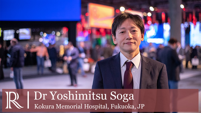 LINC 2020: 6-month results from Lutonix® SFA Japan PMS study — Dr Yoshimitsu Soga