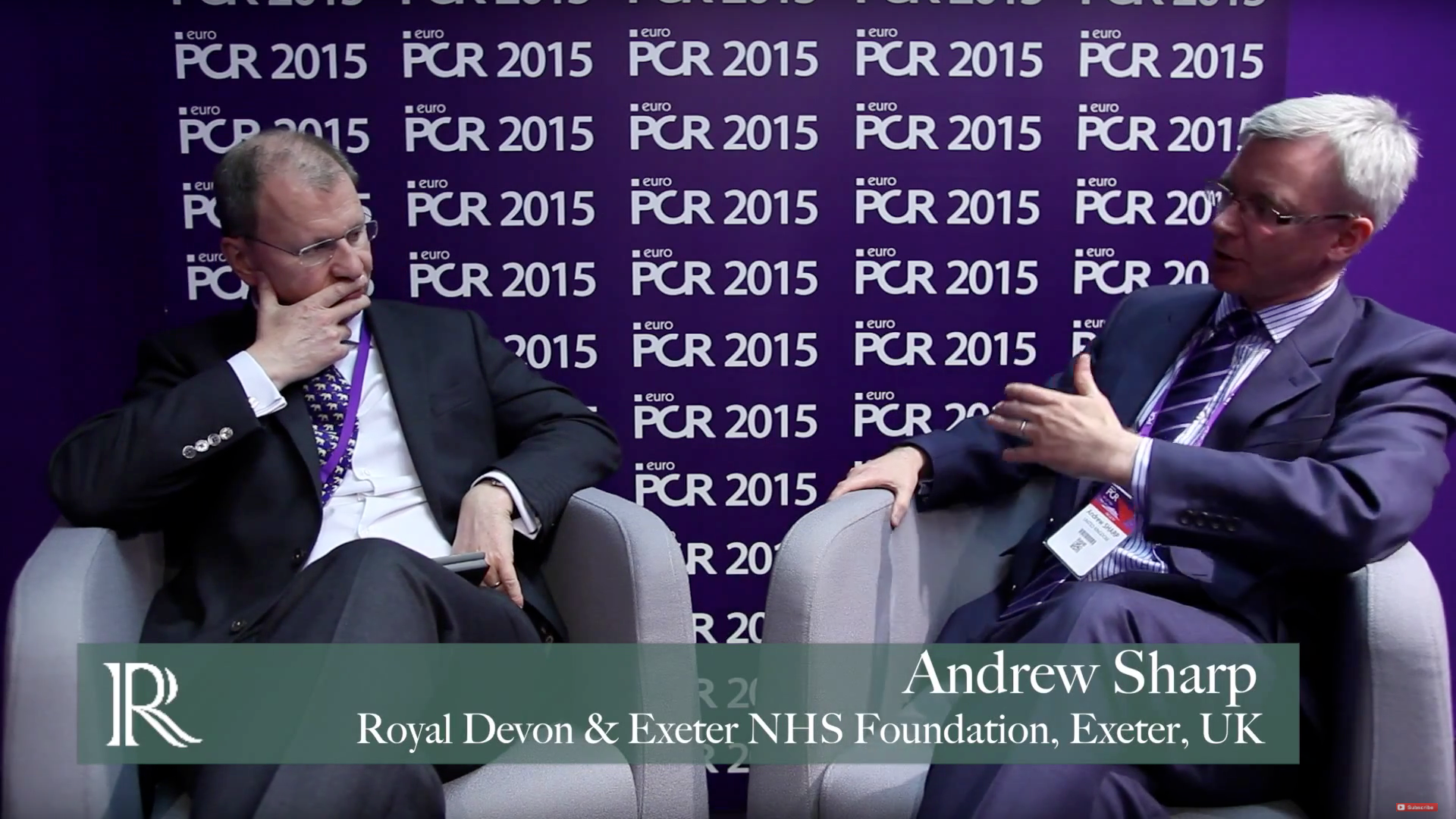 EuroPCR 2015: Update On IFR And FFR With Simon Kennon And Andrew Sharp