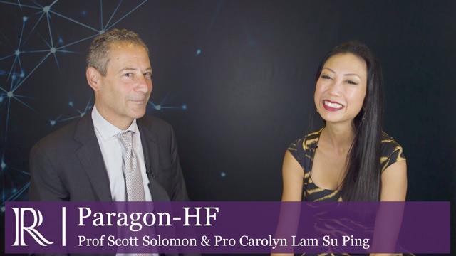 ESC 2019 Expert discussion: PARAGON-HF-Prof Scott Solomon and Prof Lam