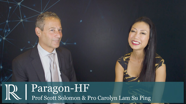 ESC 2019 Expert discussion: PARAGON-HF-Prof Scott Solomon and Prof Lam