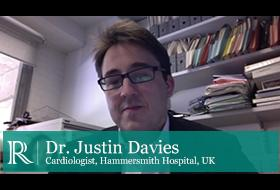 Live from the Hammersmith - Video Interview with Dr. Justin Davies