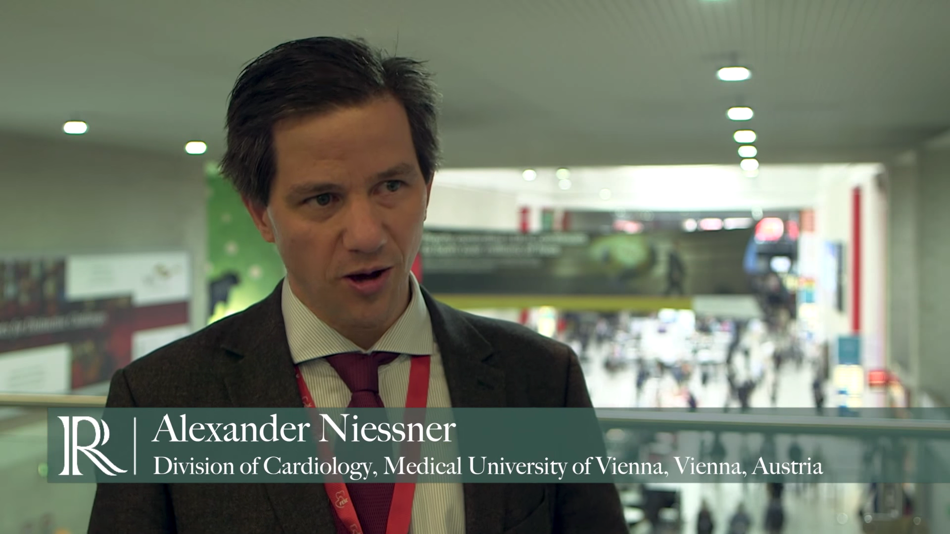 ESC Congress London 2015 - Alexander Niessner