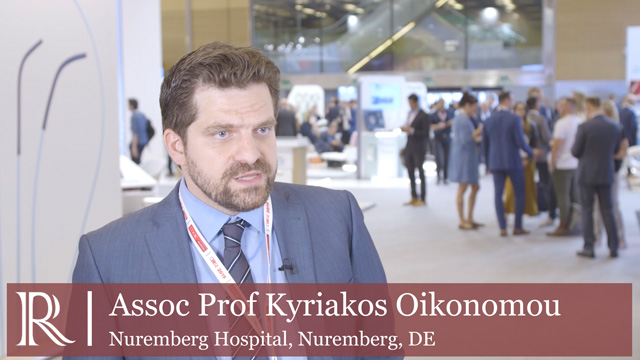 CIRSE 2019 : When do we need fenestrated stent-grafts? - Dr Kyriakos Oikonomou