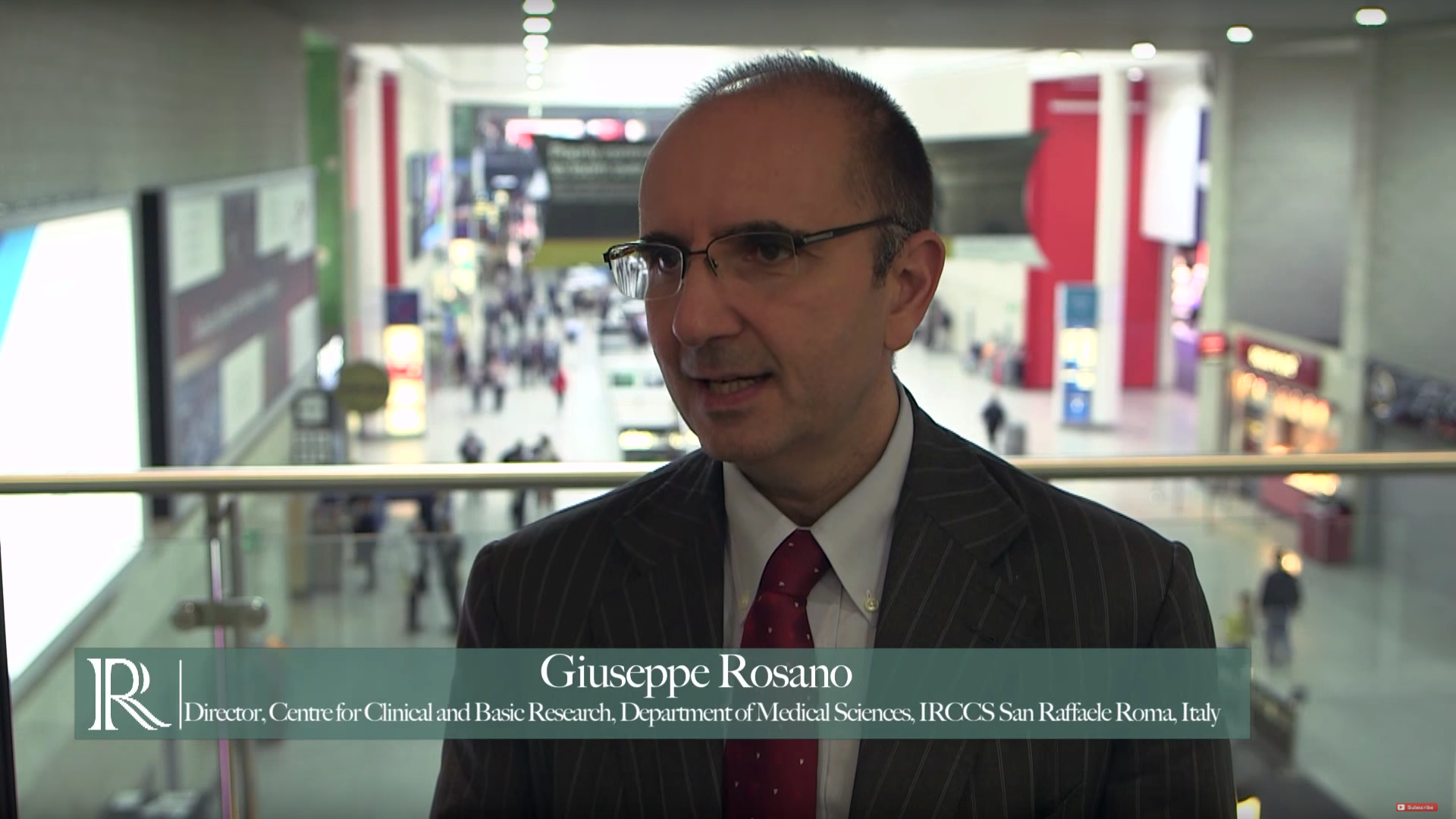 ESC 2015: True Advances In The Treatment Of Heart Failure with Professor Giuseppe Rosano