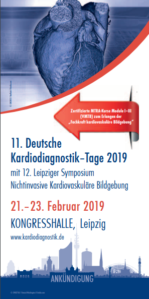 11th German Kardiodiagnostik Day 2019