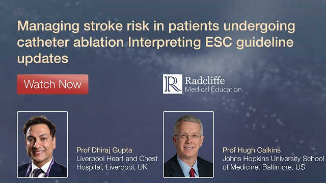 Managing stroke risk in patients undergoing catheter ablation interpreting ESC guideline updates
