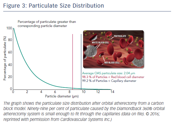 Particulate Size Distribution