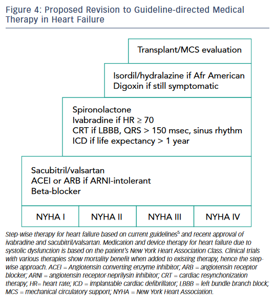 Figure 4: Proposed Revision to Guideline-directed Medical Therapy in Heart Failure