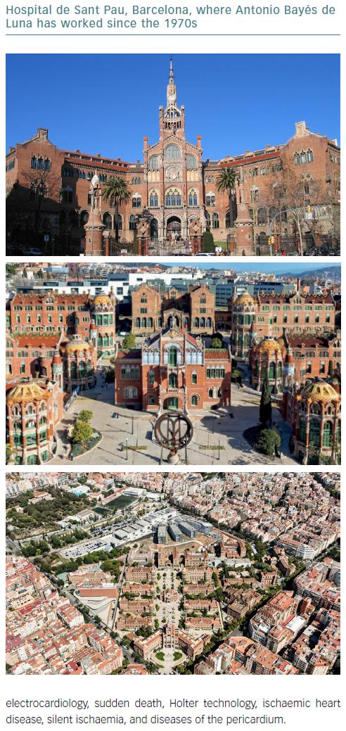 Hospital de Sant Pau Barcelona