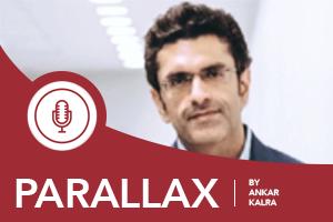 PARALLAX By Ankar Kalra