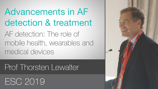 AF detection: The role of mobile health, wearables, and medical devices