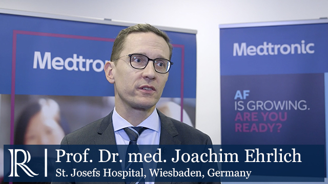 Optimising EP lab efficiency with Cryoballoon - Prof. Dr. med. Joachim Ehrlich