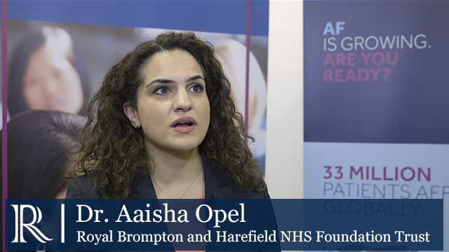AF ablation efficiency and outcomes - Dr. Aaisha Opel