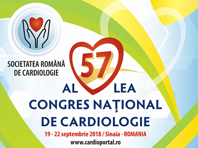 Romanian Congress of Cardiology 57th National Meeting 2018