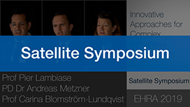Satellite Symposium