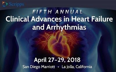 Arrhythmias and Heart Failure 2018