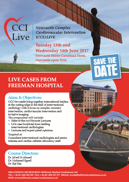 Newcastle Complex Cardiovascular Intervention (CCI) LIVE | CFR Journal