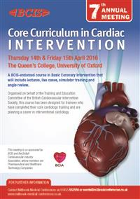 BCIS Core Curriculum in Cardiac Intervention