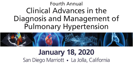 Scripps Pulmonary Hypertension CME Conference 2020