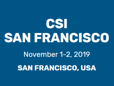 CSI San Francisco 2019