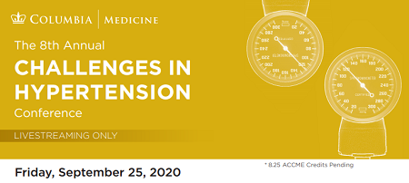 8th Annual Challenges in Hypertension 2020
