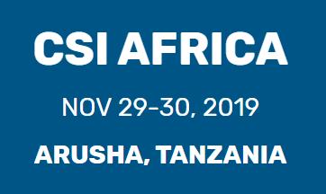 CSI Africa 2019