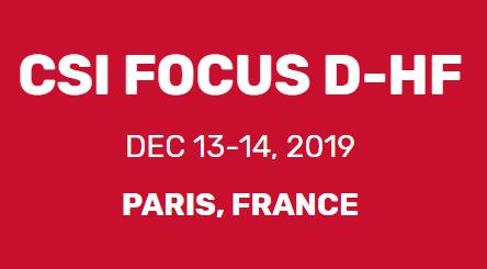 CSI Focus D-HF 2019