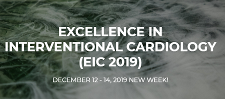 Excellence in Interventional Cardiology 2019
