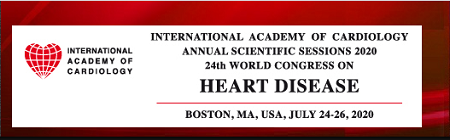 24th World Congress on Heart Disease 2020
